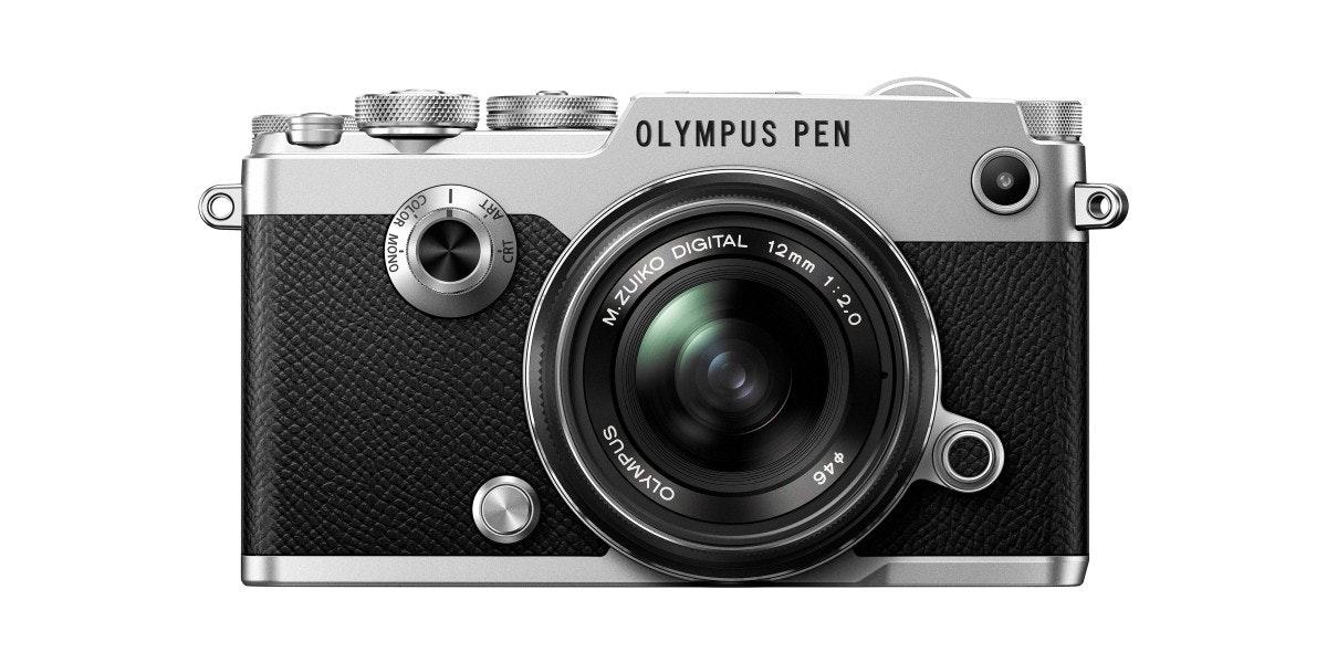PEN-F Digital Camera    Olympus