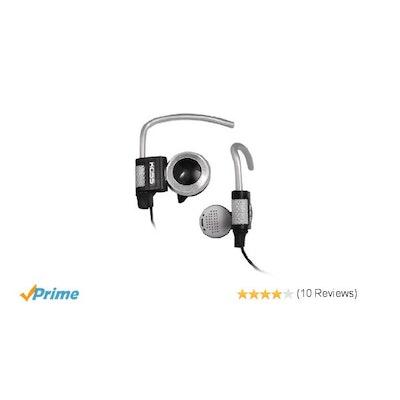 Amazon.com: Koss KDE250 Dual Element Stereophone (Black/Silver): Electronics