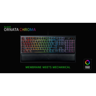 Razer Ornata Chroma - Mechanical Membrane Keyboard