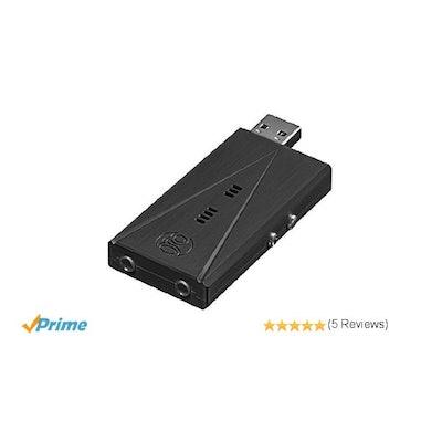 Geek Out IEM 100 USB DAC and Headphone Amplifier: Electronics