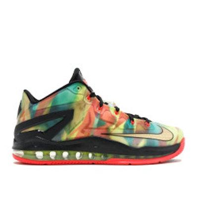 "max lebron 11 low se ""multi-color"" - multi-color/metallic gold - Nike  | Flight"