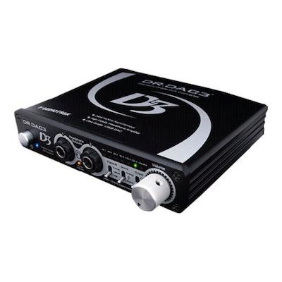 DR.DAC3 USB DAC/AMP