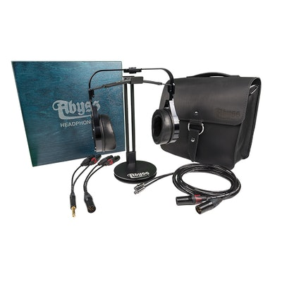// Model Abyss AB-1266 Phi Headphone Audiophile Reference