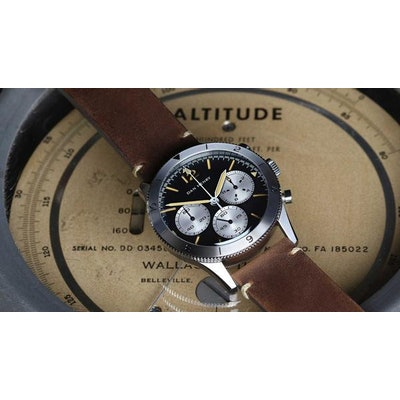 1963 Pilot Chronograph