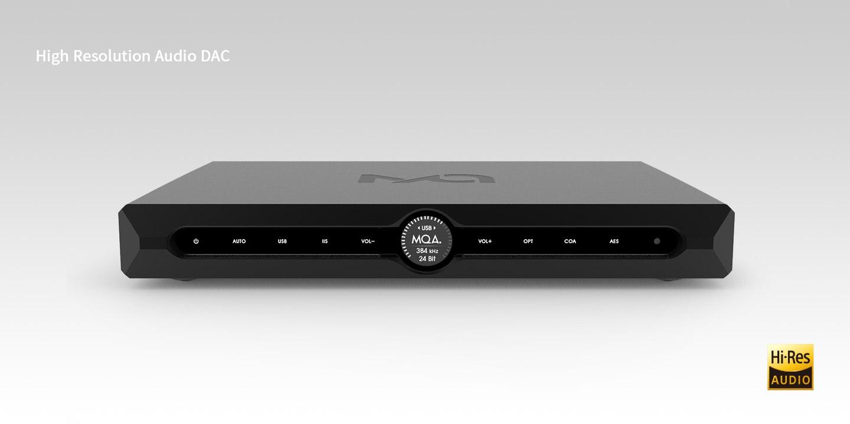 Matrix Audio - X-SABRE Pro (MQA)