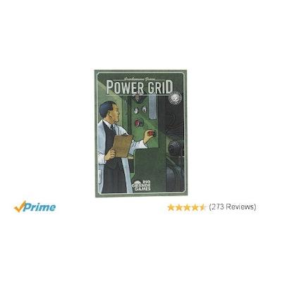 Amazon.com: Power Grid: Toys & Games