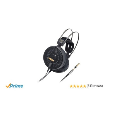 Amazon.com: Audio Technica Audiophile ATH-AD2000X Open-Air Headphones: Electroni
