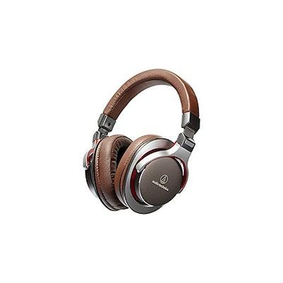 Audio Technica ATH-MSR7 High-Resolution Kopfhörer: Amazon.de: Elektronik