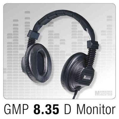German Maestro GMP 8.35 D Monitor Headphone