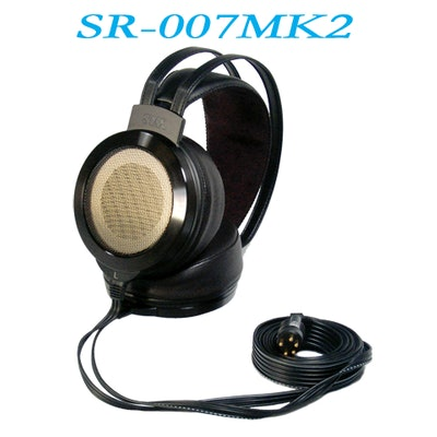 Open air type Earspeaker : SR-007MK2 (OMEGAII)---New products