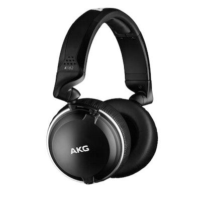 K182 - PROFESSIONAL CLOSED-BACK MONITOR HEADPHONES  | AKG Acoustics