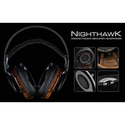 NightHawk — AudioQuest Headphones