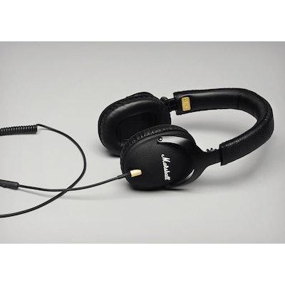 Marshall Headphones Monitor Black | Headphones