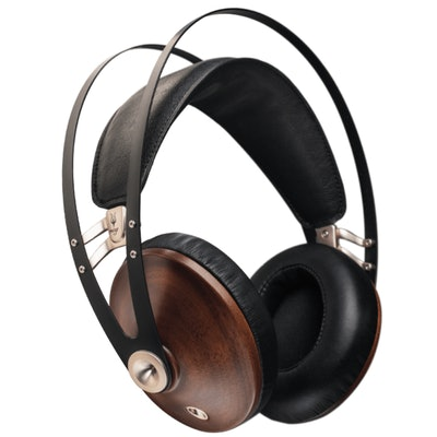 Meze 99 Classics Walnut Silver Wood Headphones | Meze Headphones