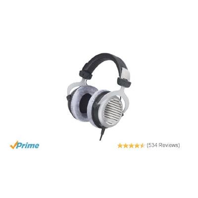 Amazon.com: Beyerdynamic DT 990 Premium 250 Ohm Headphone: Home Audio & Theater