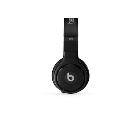 Infinite Black Beats Pro Headphones | Beats by Dre