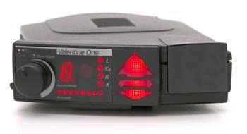 Valentine One Radar Locator with Laser Warning