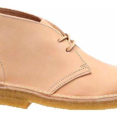 Desert Boot. Natural Veg Tan Leather - Originals Womens Boots - Clarks® Shoes