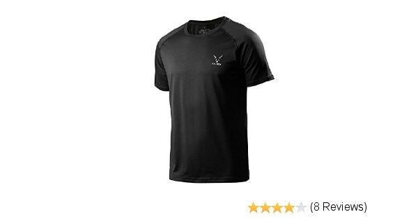 Amazon.com : Vaiden BoltX Men's Tall Sports T-Shirt - Silver Technology - Loose,