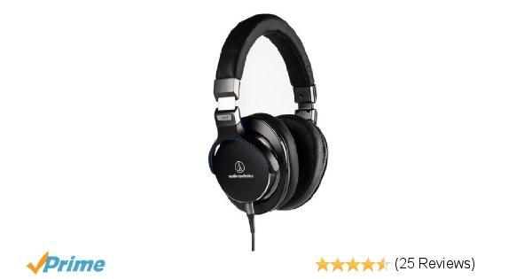 Audio Technica ATH-MSR7BK