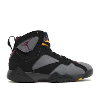 """Air Jordan 7 Retro """"bordeaux 2015"""" - Air Jordan - 304775 034 - black/brdx-lt grp"""