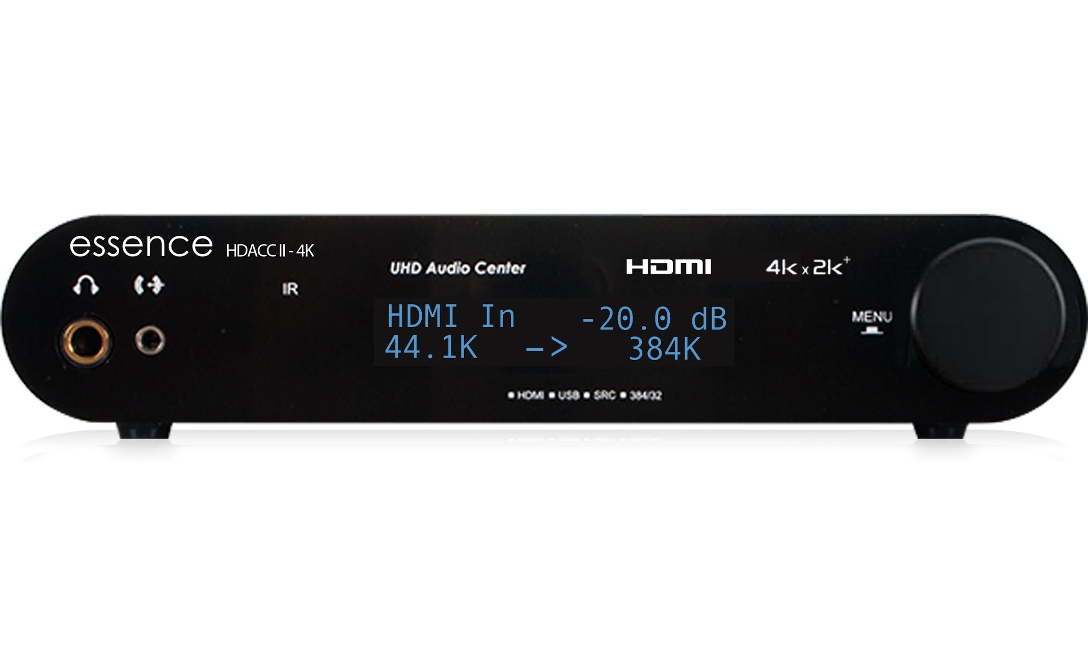 Essence HDACC II-4K with HDMI input switching