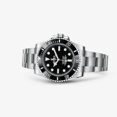 Rolex Submariner [No Date] - 114060