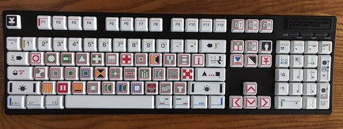 "G20 ""Semiotic"" Keycap Set"