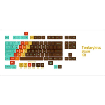 "SA ""1976"" Keycap Set"