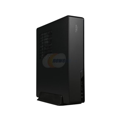 Fractal Design Node 202 Black with Integra SFX 450w PSU Slim Profile Mini-ITX Co