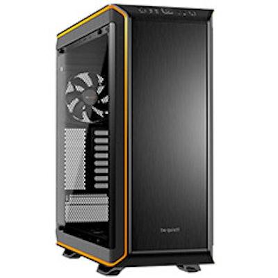 Silent PC case DARK BASE PRO 900   ORANGE by be quiet!