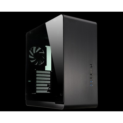 Jonsbo UMX4 Window Version in Black
