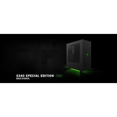 S340 - Designed by Razer™ - NZXT