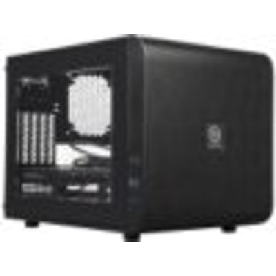 Thermaltake Core V21 Black Extreme Micro ATX Cube Chassis CA-1D5-00S1WN-00 - New