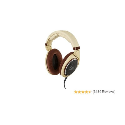 The Ivory colors of the hd 598's