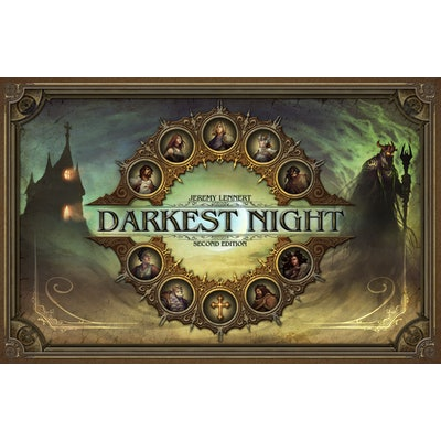 Darkest Night (Second edition) | Board Game