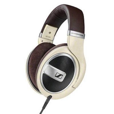 Sennheiser HD 599 - High End Headphones Around Ear - Stereo, HiFi, Home Audio