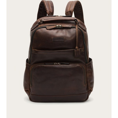 FRYE | Logan Backpack - Cognac