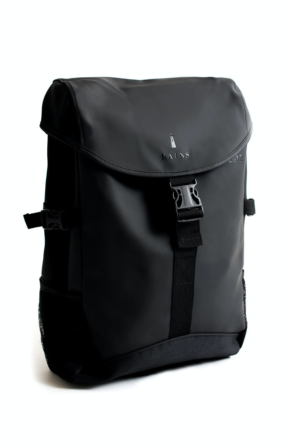 Runner Bag - Black | RAINS | Rainwear | Modern Danish Design