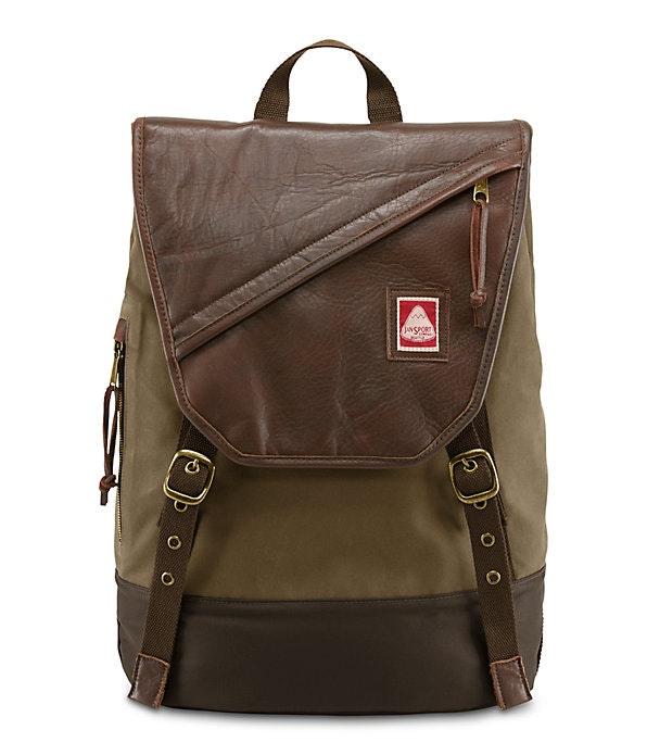 Ballard Leather Backpack | Laptop Backpacks | JanSport
