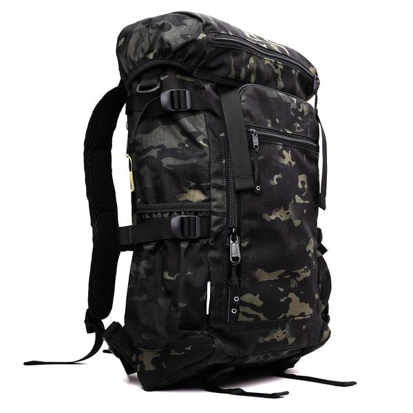 Ruckpack - Black Camo - DSPTCH