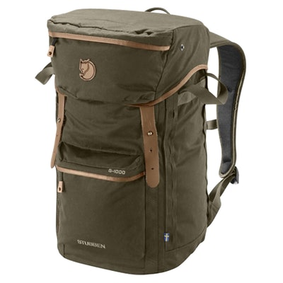 The Stubben Backpack is durable and great for hiking! – Fjallraven