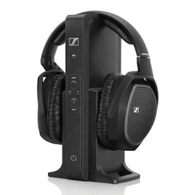 Sennheiser RS 175 - Wireless Headphones Ideal for Home Audio Headphones - Bass a