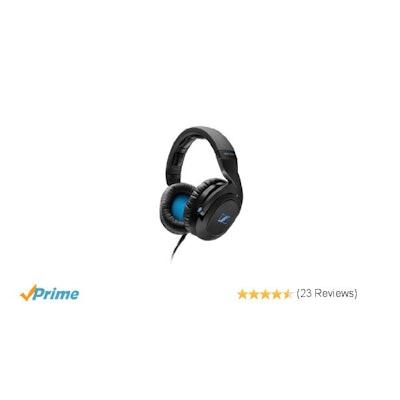 Amazon.com: Sennheiser HD 6 Mix DJ Headphones: Musical Instruments