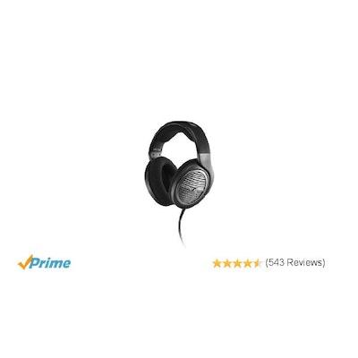 Amazon.com: Sennheiser HD 518 Headphones (Black): Home Audio & Theater