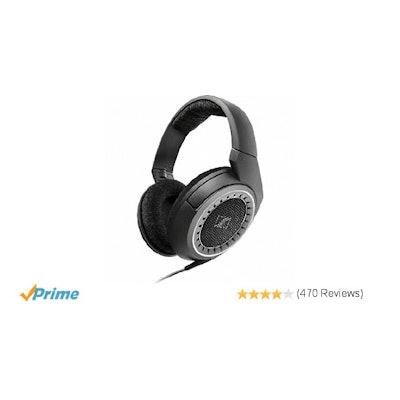 Amazon.com: Sennheiser HD 439 Headphones Black: Electronics