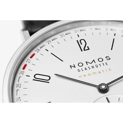 NOMOS Glashütte—the finest mechanical watches