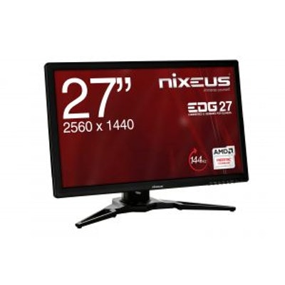 Nixeus EDG 27″ IPS WQHD FreeSync™ 144Hz Monitor