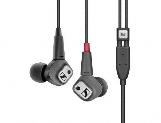 Sennheiser IE 80 S - Earphones In Ear Headphones High End - Noise Reducing