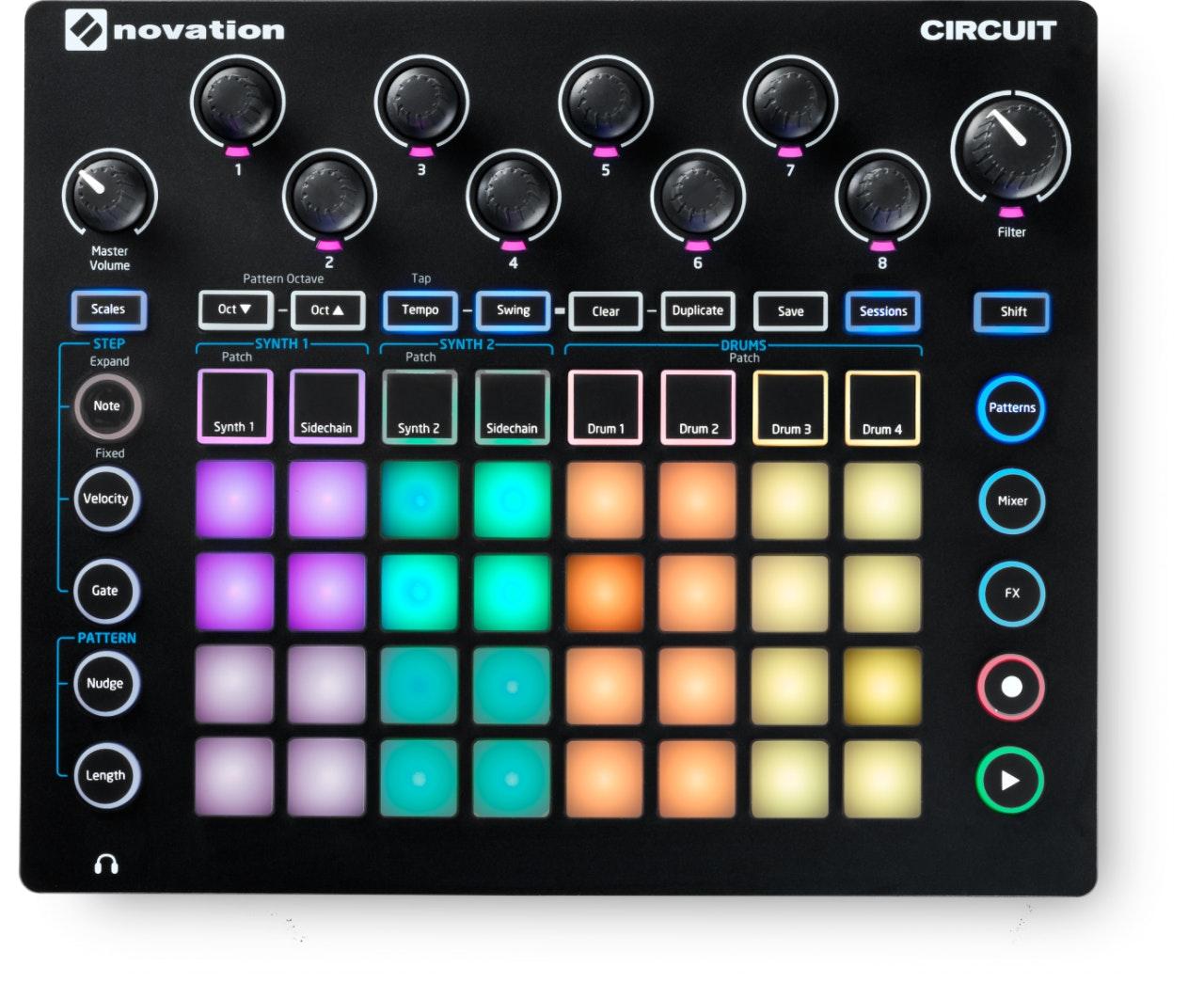 Circuit | NovationMusic.com